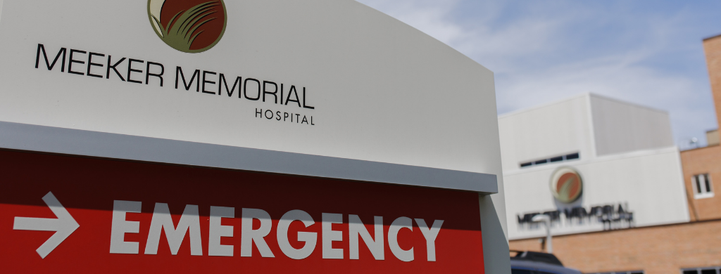Meeker Memorial Hospital Emergency Services